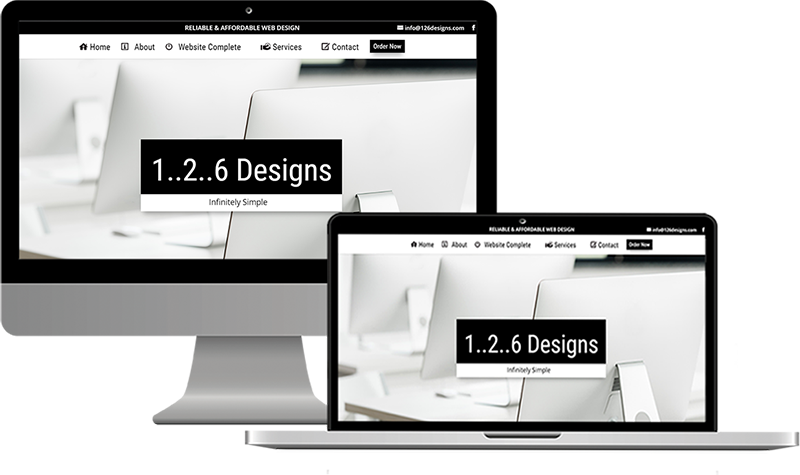 126 Designs Responsive Screens 1