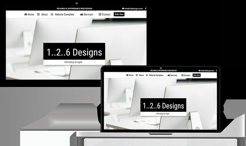 126 Designs Responsive Screens 1