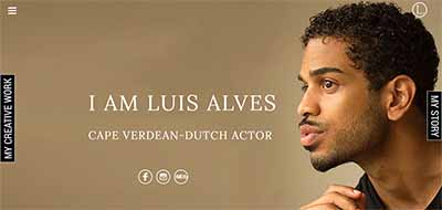 I am Luis Alves